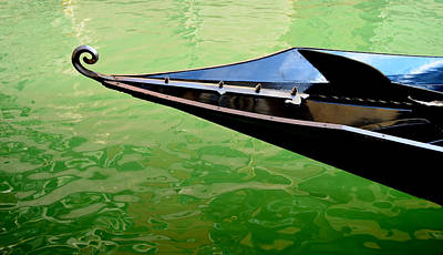 Photograph - Gondola by Barbara Walsh