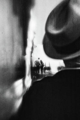 Duo Photograph - Gone Are The Days by Laura Mexia