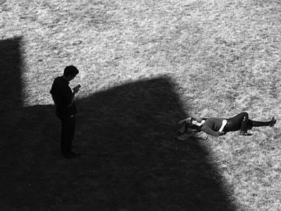 Photograph - Gone Viral by David Pantuso