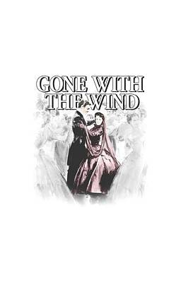 Epic Digital Art - Gone With The Wind - Dancers by Brand A
