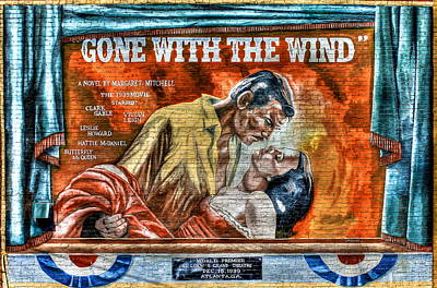 Photograph - Gone With The Wind by Reid Callaway