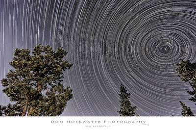 Gonna Go Round In Circles Art Print by PhotoWorks By Don Hoekwater