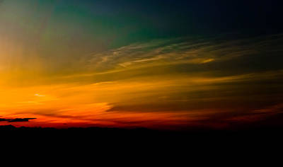 Photograph - Good Friday Sunset by Ronda Broatch