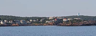 Photograph - Good Harbor In Gloucester Ma by Michael Saunders