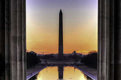 Photograph - Good Morning America by Walt  Baker