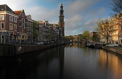 Photograph - Good Morning Amsterdam by Juergen Roth