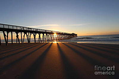 Photograph - Myrtle Beach Sc by Jeffery Akerson