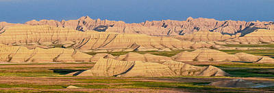 Art Print featuring the photograph Good Morning Badlands I by Patti Deters