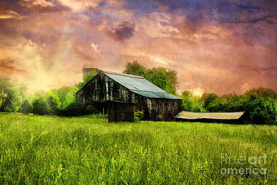 Good Morning Kentucky Art Print