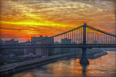 Photograph - Good Morning New York by Hanny Heim