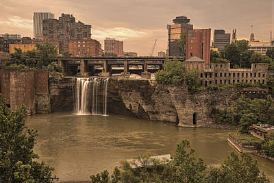 Good Morning Rochester Art Print