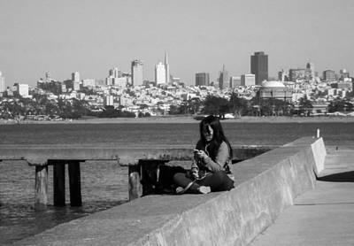 Photograph - Good Morning San Francisco by Eliza Donovan