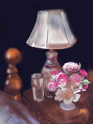 Painting - Good Morning Sunshine by Jean Pacheco Ravinski