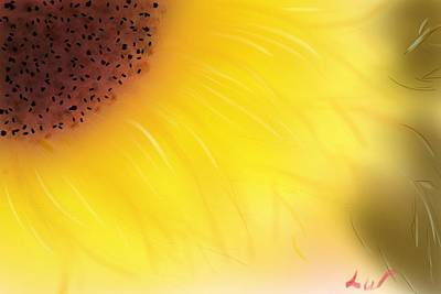 Painting - Good Morning Sunshine by Linda Whiteside