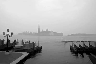 Photograph - Good Morning Venice by Indiana Zuckerman