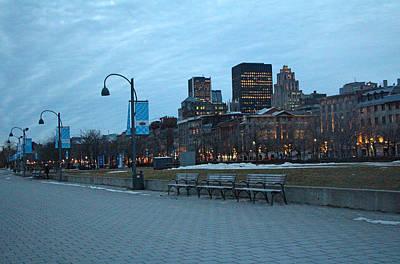 Photograph - Good Night Montreal by Munir Alawi
