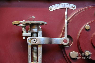 Photograph - Good Old Fashioned Engineering ..part Two  by Lynn England