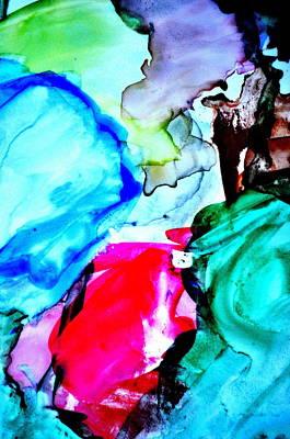 Painting - Good Secret by Christine Ricker Brandt