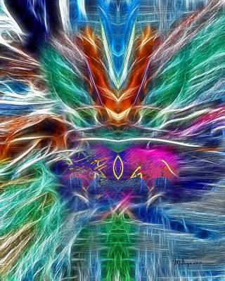 Good Vibration Art Print