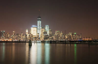 New York City Skyline Photograph - Good View by Kristopher Schoenleber