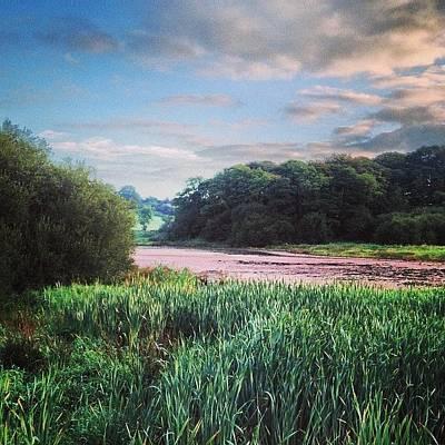 Marsh Photograph - Good Week! by Carlos Macia Perez