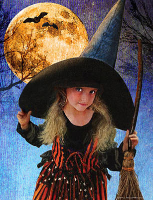 Good Witch Paintings | Fine Art America
