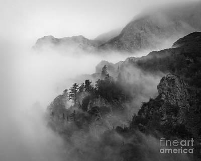 Wolken Photograph - Goodbye To Romance by Alexander Kunz