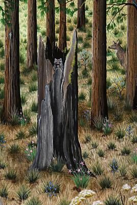 Painting - Goodmorning by Jennifer Lake