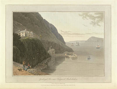 Goodwych Pier Art Print by British Library