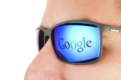 Google Print by Daniel Sambraus