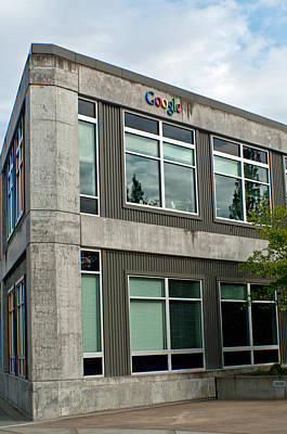 Photograph - Google Office by Tikvah's Hope