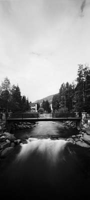 Photograph - Gore Creek Vail by Kenneth Carpenter