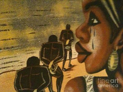 Faniart Africa America Photograph - Goree - An Island Of Tears by Fania Simon