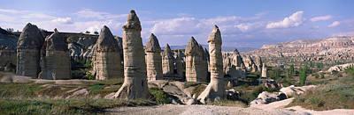 Goreme, Cappadocia, Turkey Art Print by Panoramic Images