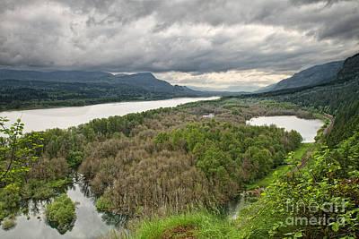 Photograph - Gorge Overlook by Stuart Gordon