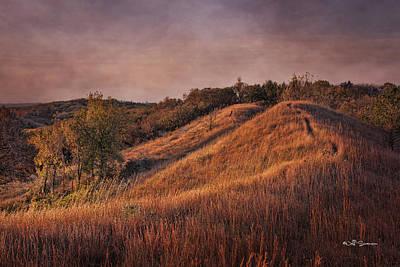 Gorgeous Daybreak Art Print by Jeff Swanson