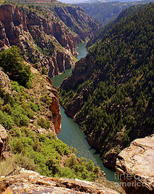 Photograph - Gorgeous Gorge by Kelly Black