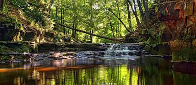 Photograph - Gorgeous Gorge by Leda Robertson