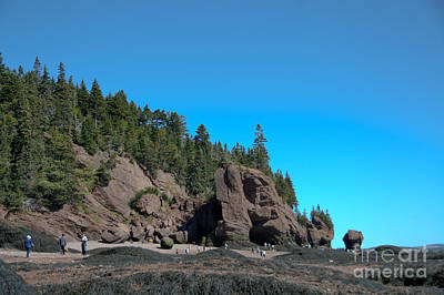 Photograph - Gorgeous Rock Formations by Cheryl Baxter