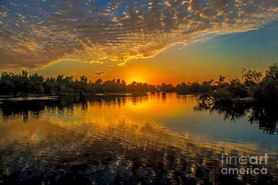 Yuma Photograph - Gorgeous Sunset  by Robert Bales