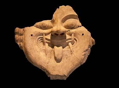 Gorgon Wall Art - Photograph - Gorgon Head by Science Photo Library