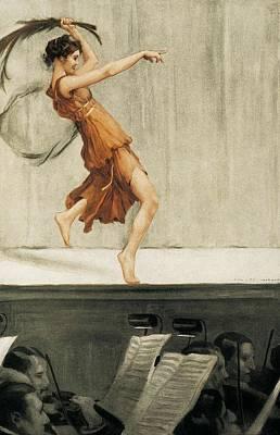 Gorguet, Auguste Fran�ois Marie Art Print by Everett