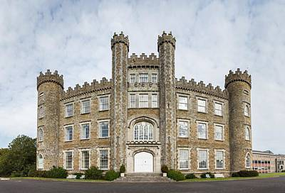 Photograph - Gormanston Castle by Semmick Photo