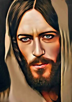 Digital Art - Got Jesus? by Karen Showell