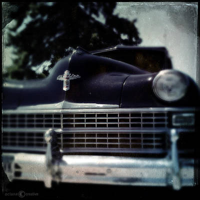 Photograph - Got Me A Chrysler 2 by Tim Nyberg