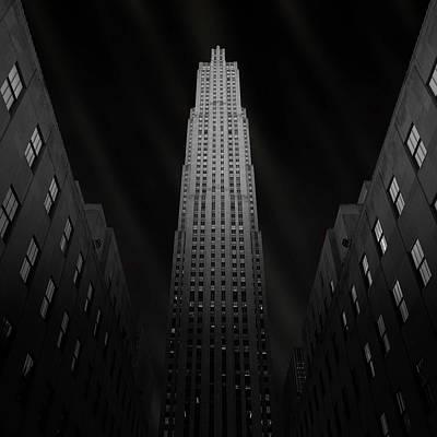 Keys Photograph - Gotham by Ben Rea