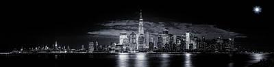Broadway Wall Art - Photograph - Gotham by Jackson Carvalho