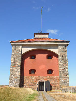 Gothenburg Fortress 07 Art Print by Antony McAulay