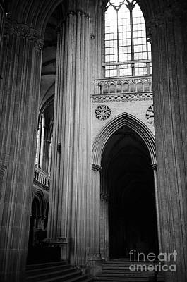 Pasta Al Dente - Gothic Cathedral Bayeaux France by Chris Brewington Photography LLC