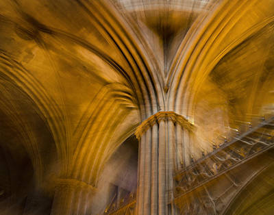 Photograph - Gothic Impression by Jack Daulton